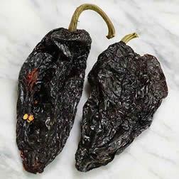 Ancho Chili Pepper