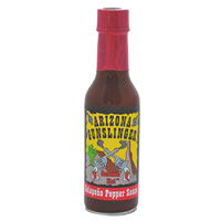 Arizona Gunslinger Hot Sauce Review