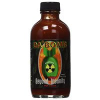 Da' Bomb Beyond Insanity Hot Sauce Review
