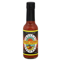 Daves Gourmet Ghost Pepper Hot Sauce Review