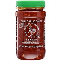 Huy Fong Chili Garlic Sauce Review