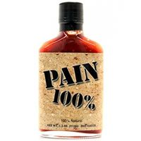 Pain 100% Hot Sauce Review